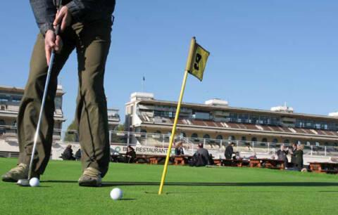 Practice de Longchamp: avis de passage obligatoire