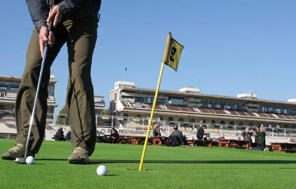 Apéro Golf à Longchamp