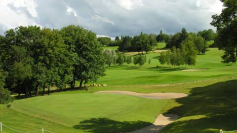 Compétition Grand Club à Seraincourt
