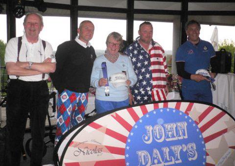Récap: John Daly's Cup