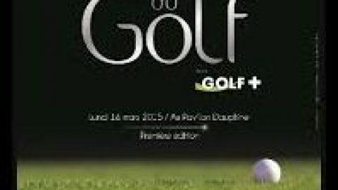 Le golf de Saint-Omer élu «golf de l'Année»!