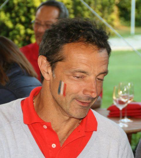Lionel Bitsch-Bourgeois vice champion de France des gauchers!