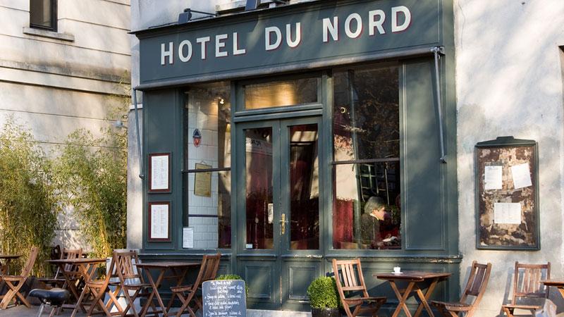Dîner du 28 février à l'Hôtel du Nord