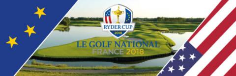 J-4 pour la Ryder Cup au golf National!