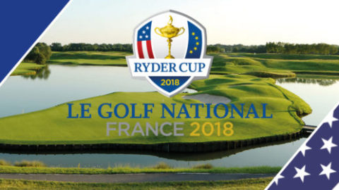 J-4 pour la Ryder Cup au golf National !