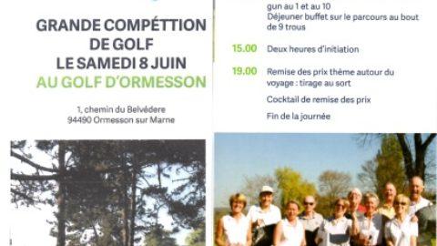 Compétition à Ormesson