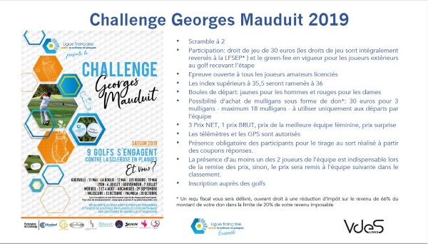 Challenge Georges Mauduit