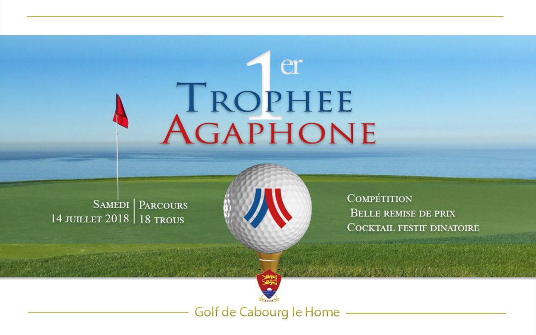 Trophée Agaphone - Grand Club