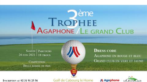 Trophée Agaphone – Le Grand Club